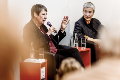 Barbara Hendricks Buchmesse