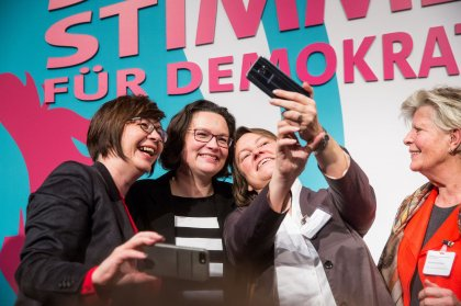SPD Frauensalon