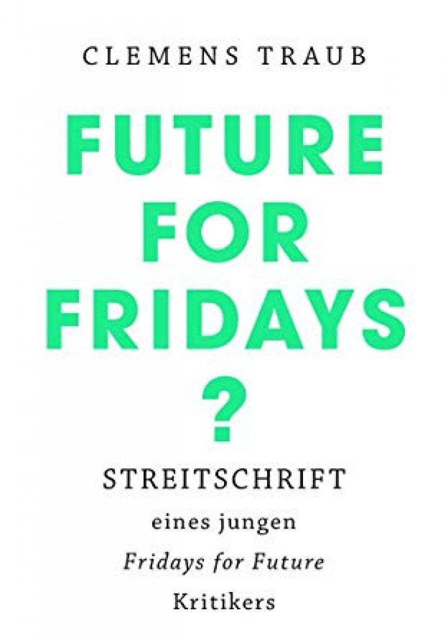 Future for Fridays Cover
