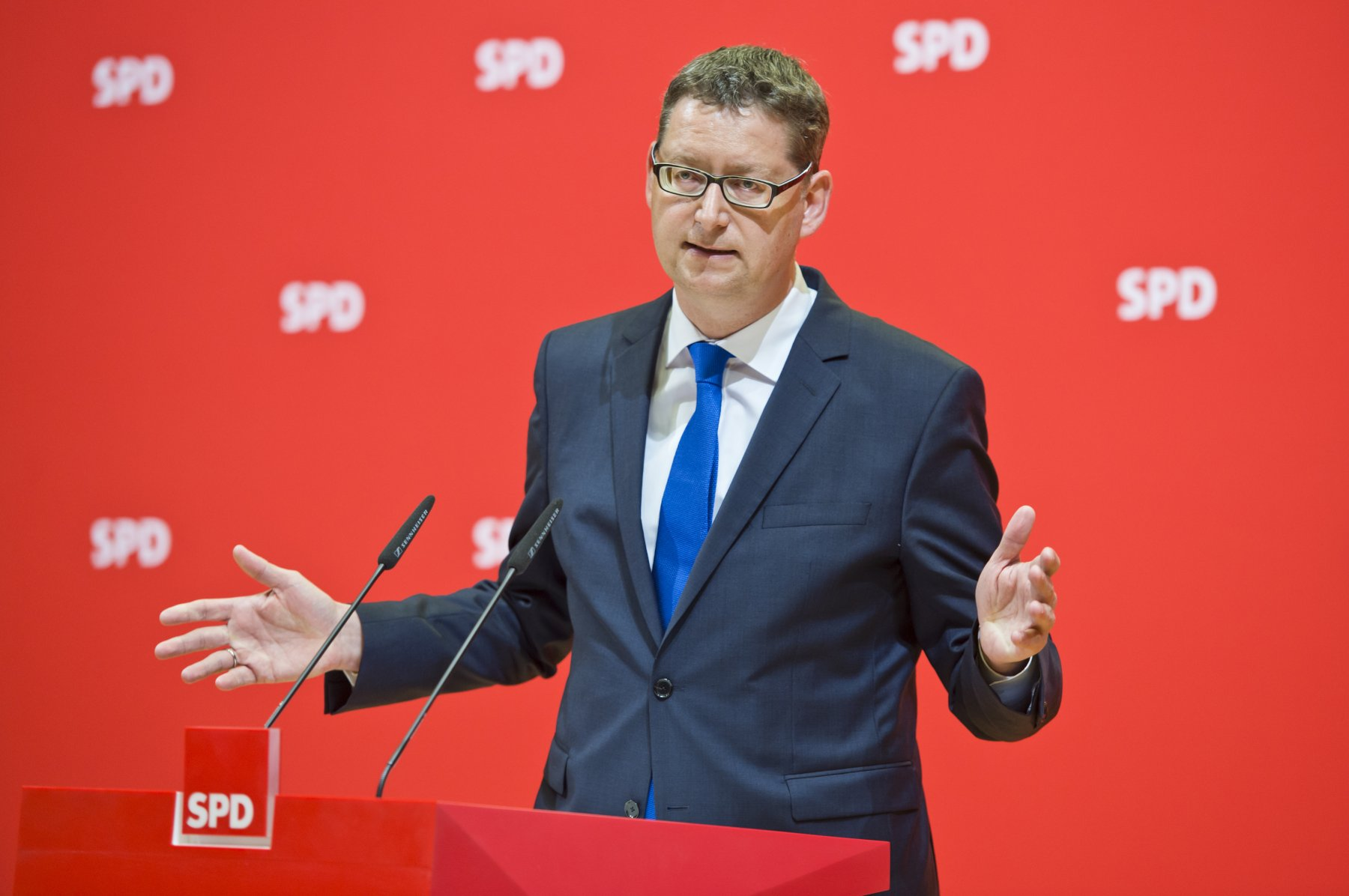 Thorsten Schäfer-Gümbel Kulturforum SPD