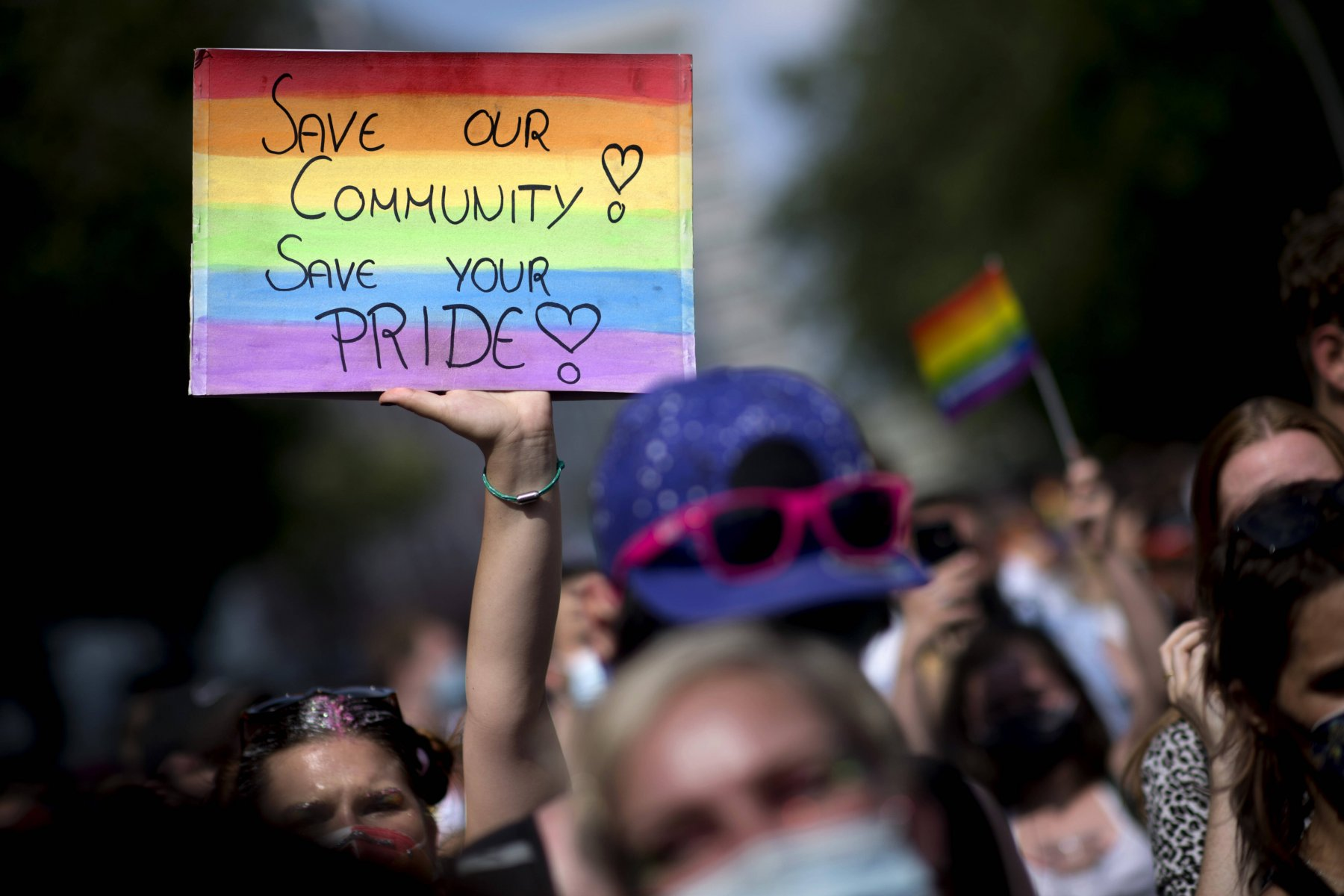 """CSD 2021: """"Save Our Community - Save Your Pride"""""""